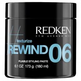 Redken® Rewind 06 Pliable Texturizing Hair Paste